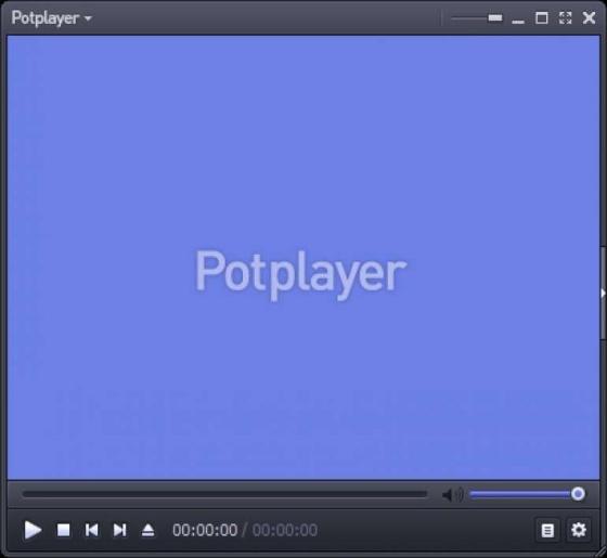 Screenshot potplayer
