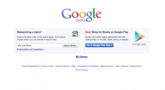 Screenshot google book downloader