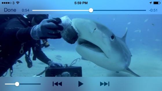 Screenshot avi media player