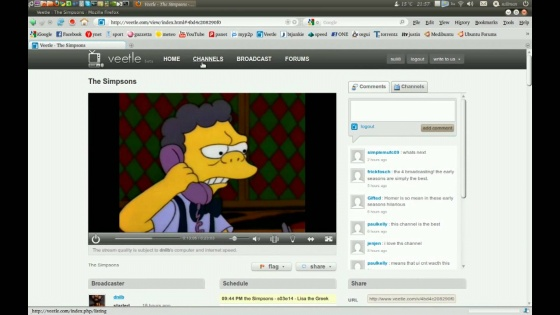 Screenshot veetle