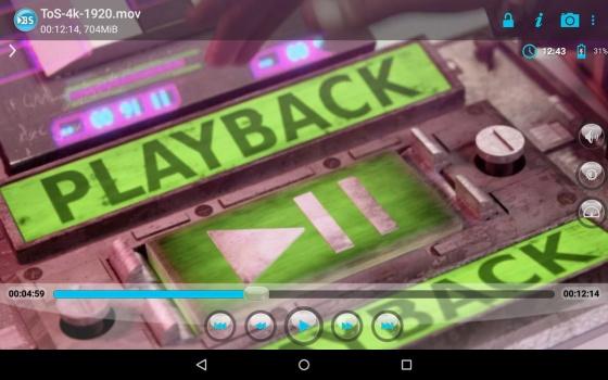 Screenshot bsplayer free