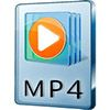 MP4 Media Player for Windows XP