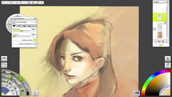 Screenshot artrage