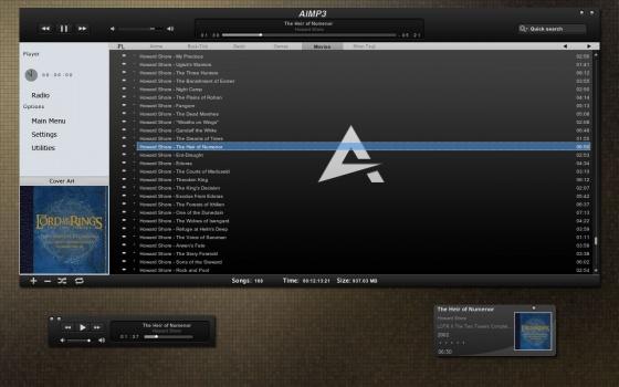 Screenshot aimp